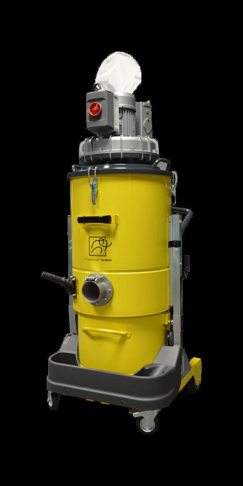 Odkurzacz przemysłowy z certyfikacją ATEX 22 M 450 S ECO Z22