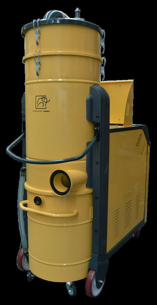 Odkurzacz przemysłowy z pneumatycznym czyszczeniem filtra TS HD 125 PN